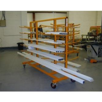Extrusion Profile Trolley