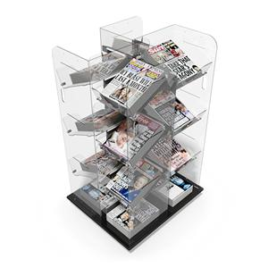 Newspaper Stands Mobile News Quad