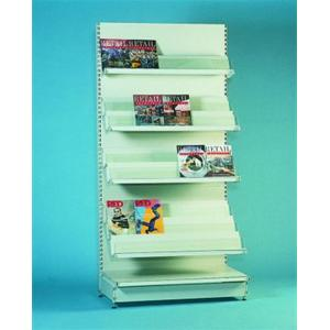 The AMX-35 Magazine Wall Shelving - Including Shelving & All Shelves
