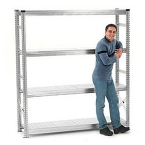 Supershelf Shelving - Longspan Bays