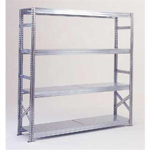 Supershelf Shelving - Heavy Duty Longspan Bays