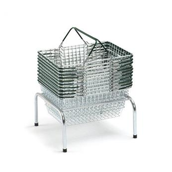 Shopping Basket Stacker - No Wheels