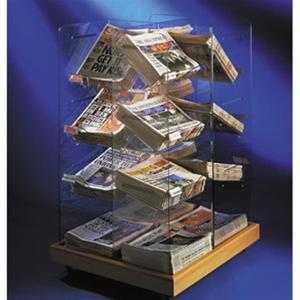 Newspaper Stands - Barcube