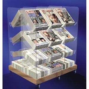 Newspaper Stands - CT24