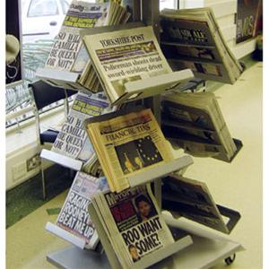 Newspaper Stands - News Tree
