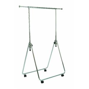 Folding Salesman Clothes Rail