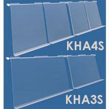 Wall Mounted Sloping Shelves Kits With A3 or A4 Shelves