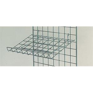 Sloping Shelf With Lip