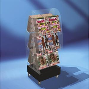 Magazine Freestanding - 12 Face Tower
