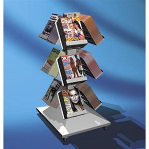 Magazine Freestanding - Tree