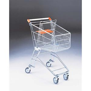 Supermarket Trolley 80 Litre Anti-Theft