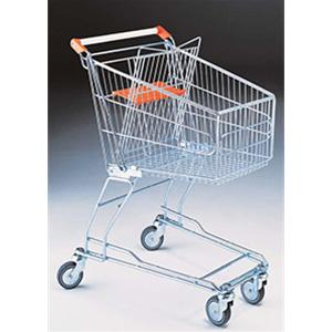 Supermarket Trolley  80 Litre Traditional