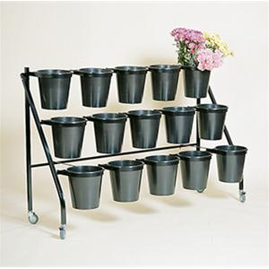 Original Range 15 Bucket Stand