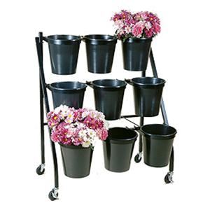Original Range 9 Bucket Stand