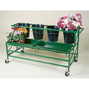 Original Range 4 Bucket & 2 Tray Stand