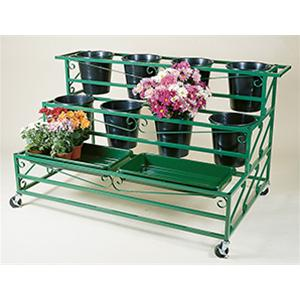 Original Range 8 Bucket & 2 Tray Stand