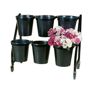 Original Range 6 Bucket Stand