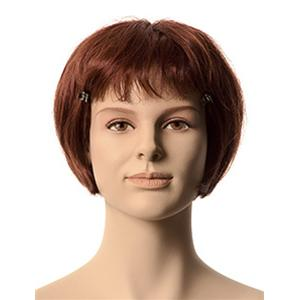 Janet With Head For Wig - Natural, Make-Up