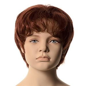 Nathan With Head For Wig - Natural, Make-Up