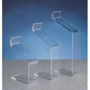 Shoe Stand Set Of 3 - Come Packed & Priced In 3s