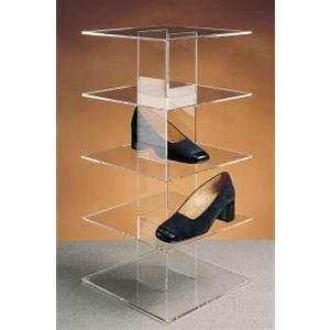 Tower Shoe Display Stand