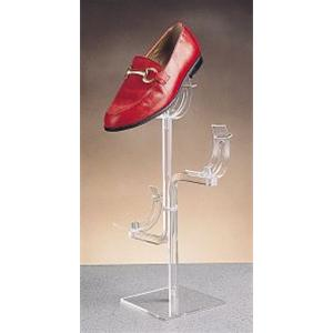 Three Way Shoe Stand - 5 Pack
