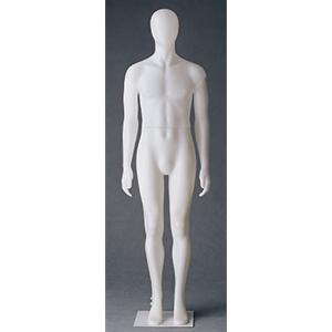 Male - Oval Head Mannequin