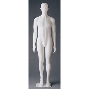 Male - Sculptured Head Mannequin