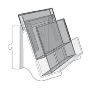 Magazine Accessories - Shelf Splitter