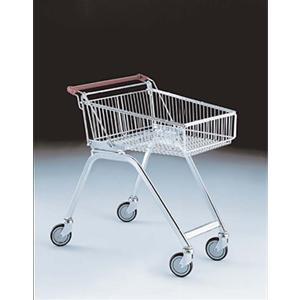 Supermarket Trolley 80 Litre Shallow Shopping Trolley