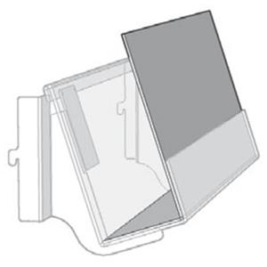 Magazine Accessories - White Shroud 100mm