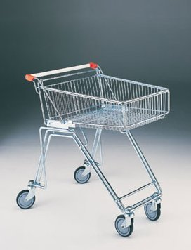 Trolleys & Shopping Baskets
