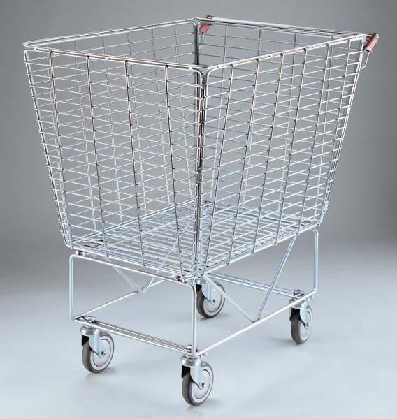Re-Stocking Trolley > Dump Bins | ShopEquip.co.uk