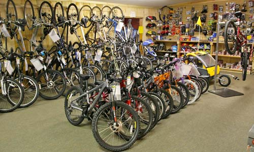 Cycle / Motorbike Shops